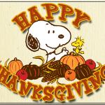 Thanksgiving Weekend!